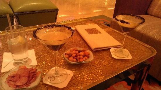 Wynn Las Vegas: Xpresso Martini !!!