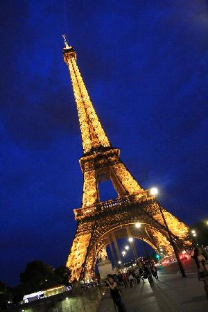 La tour eiffel picture of paris ile de france tripadvisor - Image de tour eiffel ...