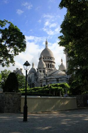 Paris, France: Sacre Coeur