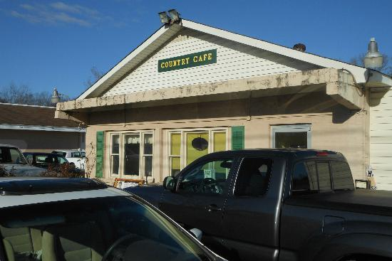 Country Cafe: Store front