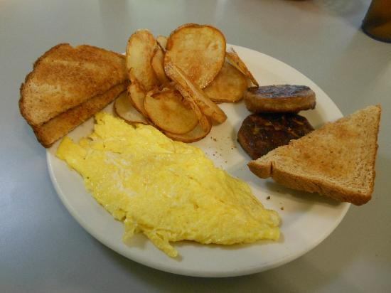 Country Cafe: Breakfast