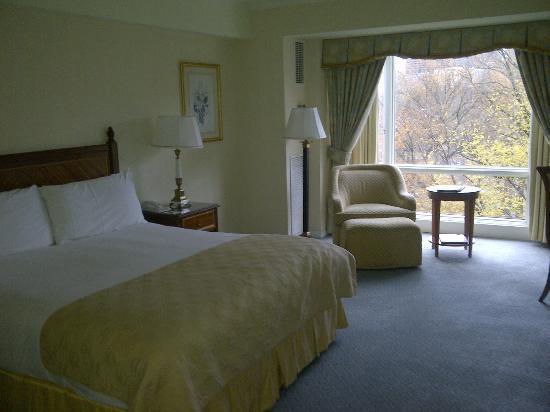 تاج بوسطن: Room 635 