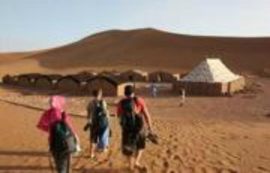 Hotel Sahara Our Naamani Groupe Nomadic Tents and Bivouac C& & Our Naamani Groupe Nomadic Tents and Bivouac Camp - Picture of Hotel ...
