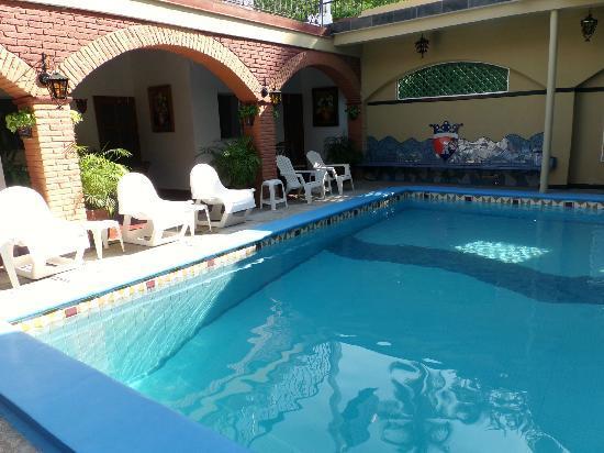 Hotel Posada del Rey: Alberca