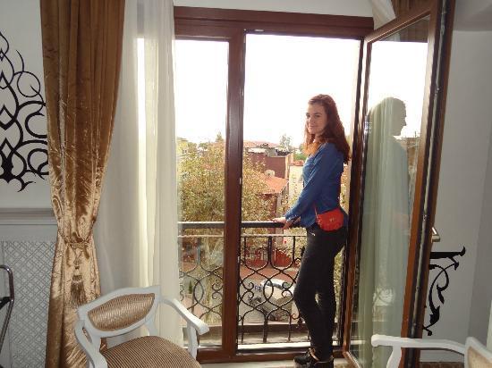 Ottoman Hotel Park: The Room