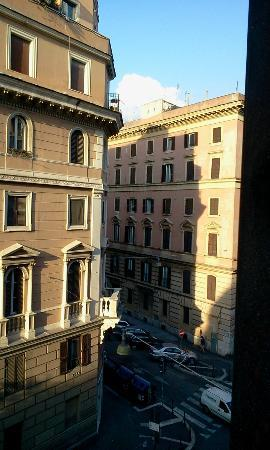 Interno5: The view from our window!!!