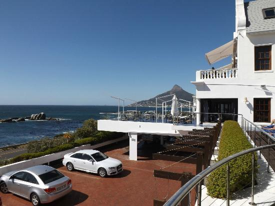 The Twelve Apostles Hotel and Spa: View from the Twelve Apostles