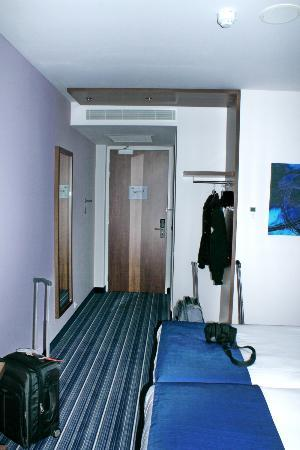 Holiday Inn Express Amsterdam - South: Enterance