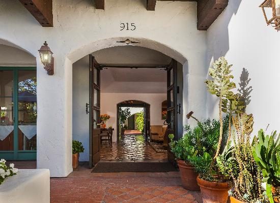 Spanish Garden Inn: Welcome Home