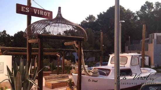 Es Virot - Restaurante Pizzeria