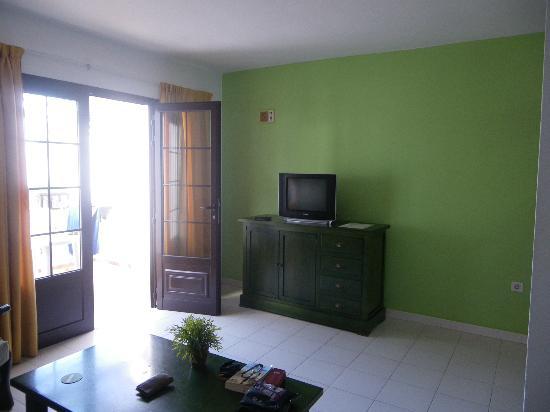 Flamingo Apartamentos : Lounge