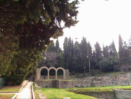 Museo Civico Archeologico: ciò che rimane delle Terme e vasche termali