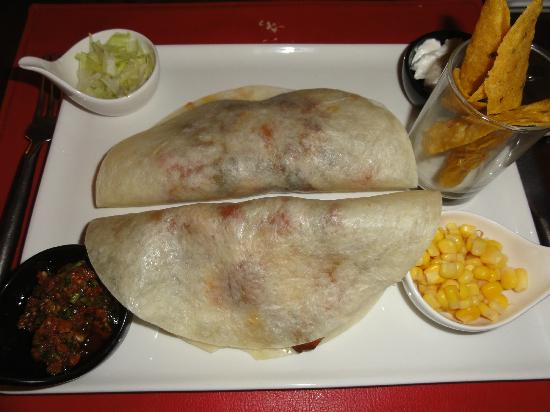 Red Snapper Restaurant & Bar: hoofdgerecht