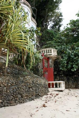 The Palace at Playa Grande: The red door on the beach
