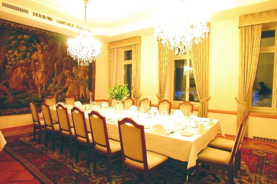 Hotel Glarnerhof: Gobelinzimmer