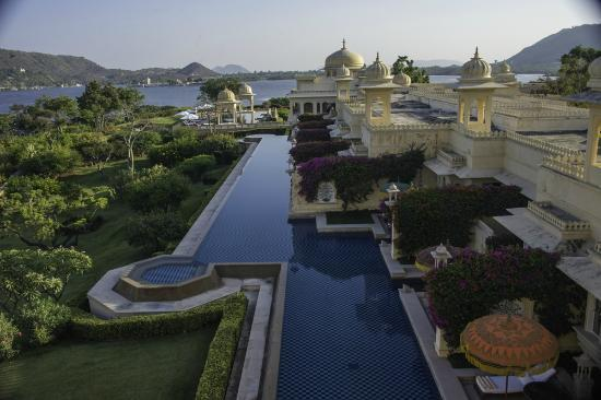 The Oberoi Udaivilas: The Obreoi Udaivilas
