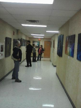Shenandoah Showcase - Art at the Strasburg Town Hall: 2nd Tuesday evening we are open until 7:30 PM