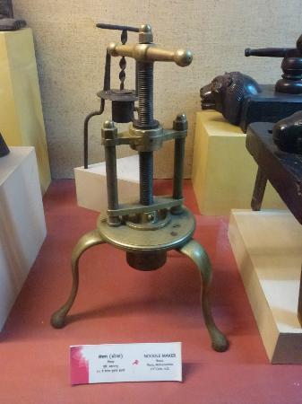 Raja Dinkar Kelkar Museum: Exponat