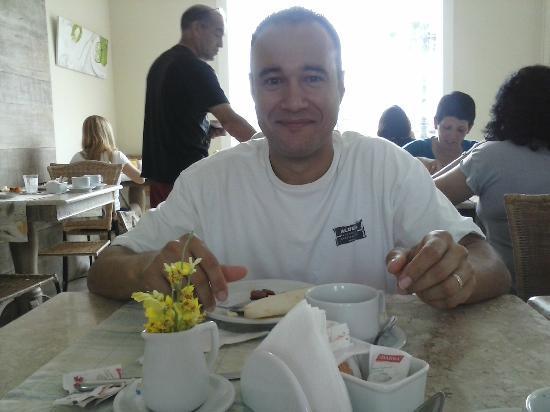 Hotel Don Quijote: café da manhã