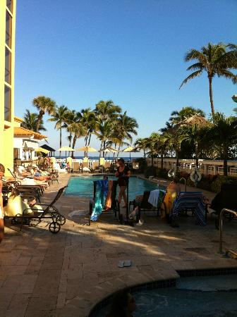 Wyndham Deerfield Beach Resort: Pool