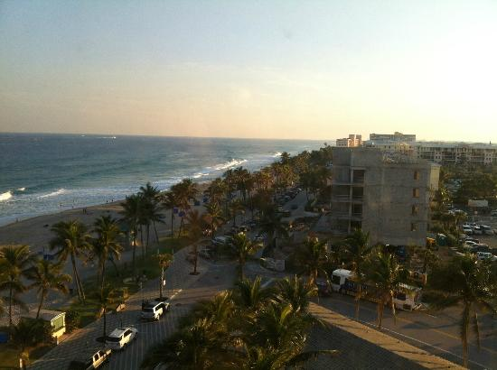 Wyndham Deerfield Beach Resort: View from 8th floor
