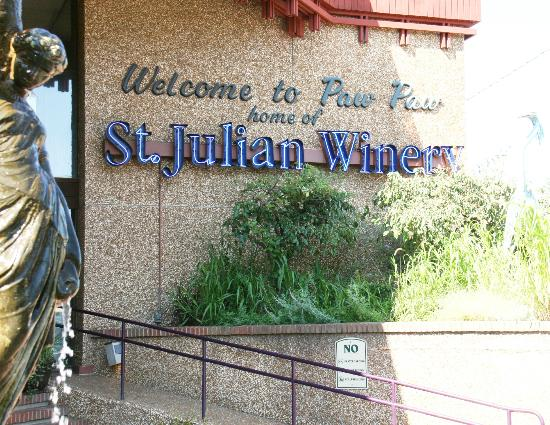 ‪St. Julian Winery‬