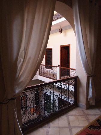 Riad Marana: terrazza