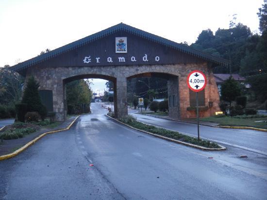 Wish Serrano Resort & Convention: Gramado