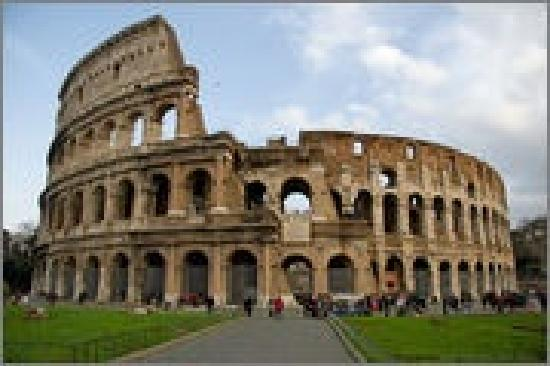 "Rome with the Romans - Rome Guided Tours: The Flavian Amphitheatre, since the seventh century ad known as ""The  Colosseum""...!"
