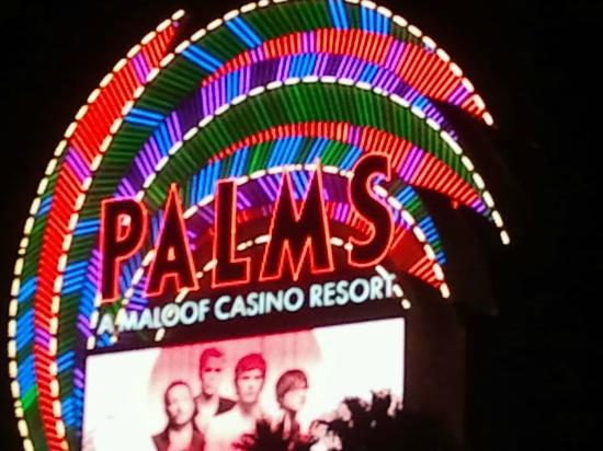 Palms Casino Resort: Palms Hotel