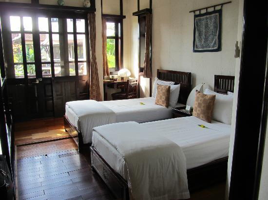 Hoi An Riverside Resort & Spa: My room on the first floor
