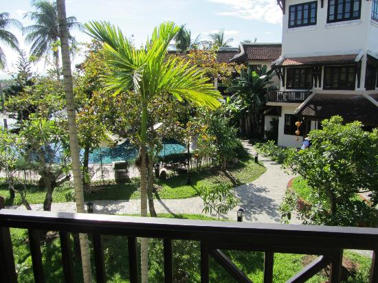 Hoi An Riverside Resort & Spa: View from my room