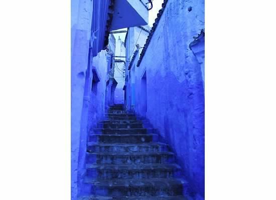 Casa Perleta: Alley