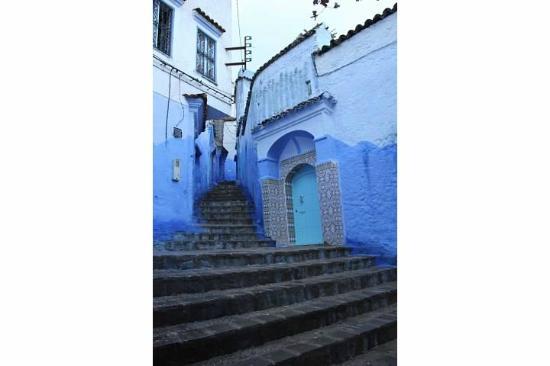 Casa Perleta: Beautiful door