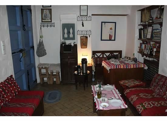 Casa Perleta: Sitting area at Riad