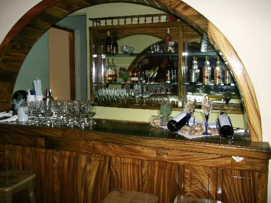 Blue Bahia Bar Restaurante: Bar