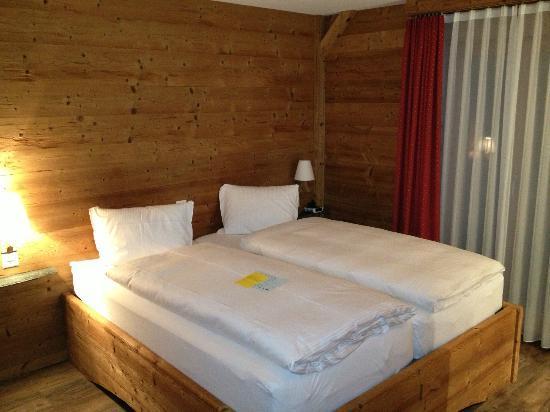 Arosa Vetter Hotel: Zimmer