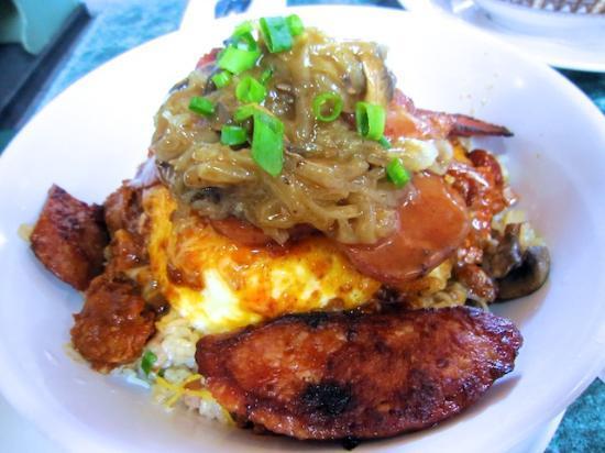 Maui Da Kitchen Da Kitchen Maui Garden Salad With Chicken Breast ...