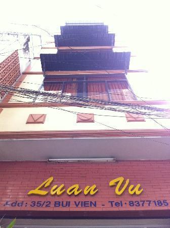 لوان فو هوتل: Luan Vu 