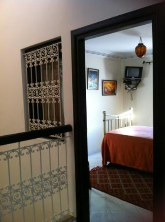 Riad Baddi: Hanbal room from the outside