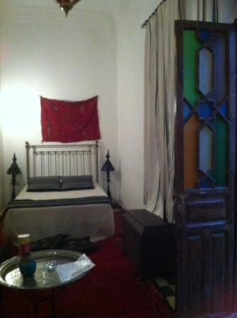 Riad Arous Chamel: 2nd floor room
