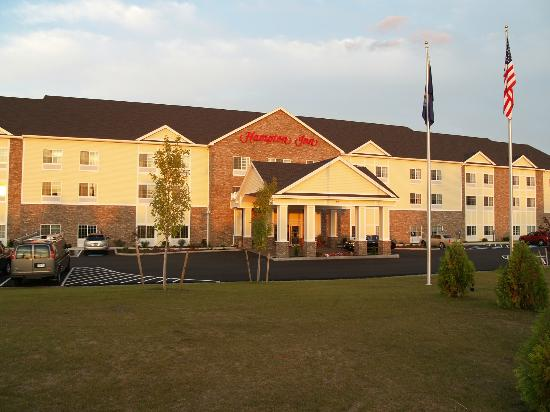Hampton Inn Bangor Maine Hotel Reviews Tripadvisor