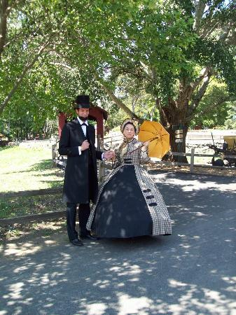 Blackberry Farm: Mr. and Mrs. Abraham Lincoln