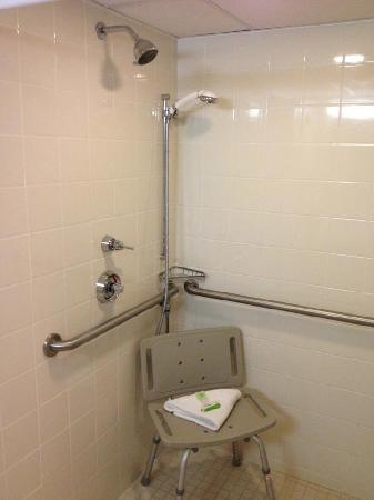 America's Best Inns & Suites: Handicapped Bathroom