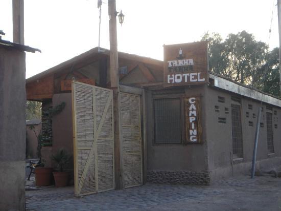 Takha Takha Hotel: Entrada do hotel