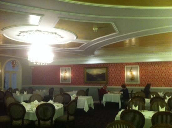 Randles Hotel: sala colazione