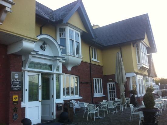 Randles Hotel: l'ingresso