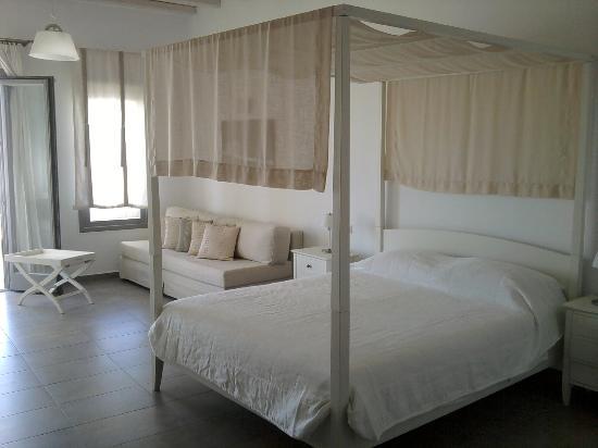 Deliades Hotel: Superior room