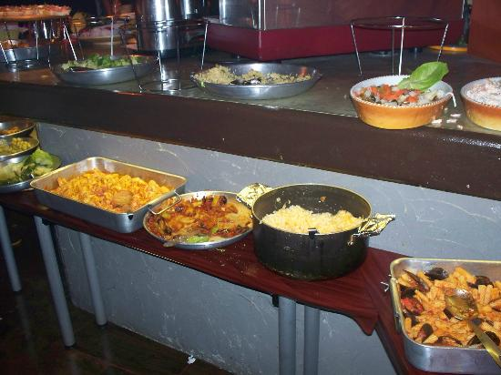 Next: buffet
