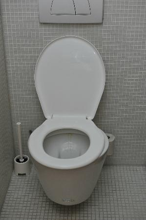Jailhotel Loewengraben: Toilet in Directors suite